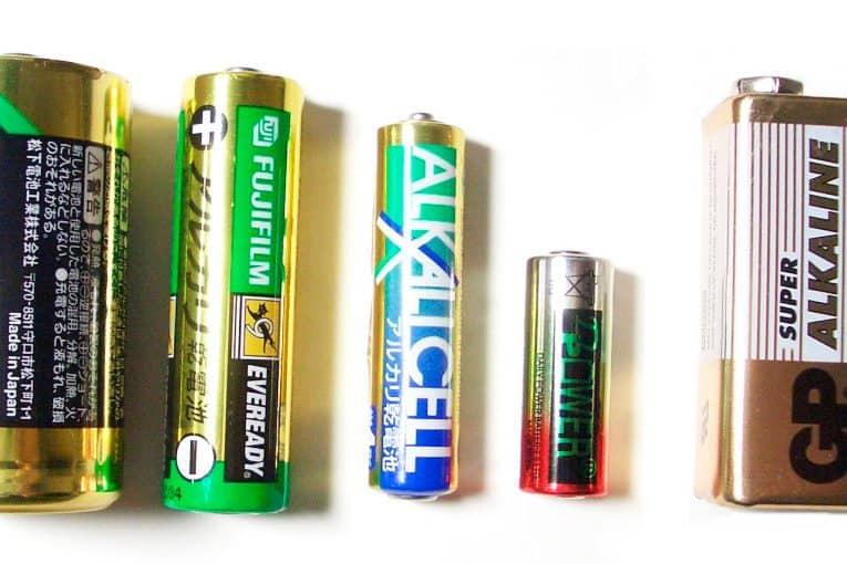 Qu es una pila o bater a seca curiosoando - Tipos de pilas de boton ...
