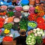 Mercado hortalizas Sucre