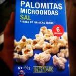 Palomitas para microondas Hacendado