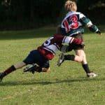 Placaje en rugby