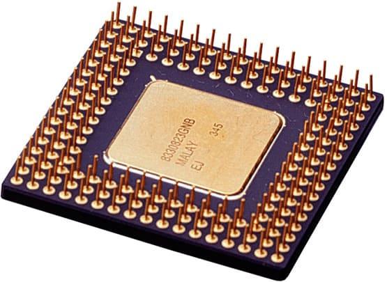 CPU - Microprocesador