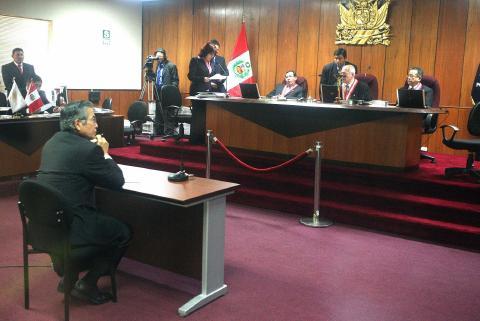Juicio Alberto Fujimori