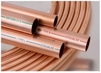 Cu les son los diferentes tipos de tuber as utilizados en - Tuberia de cobre precios ...
