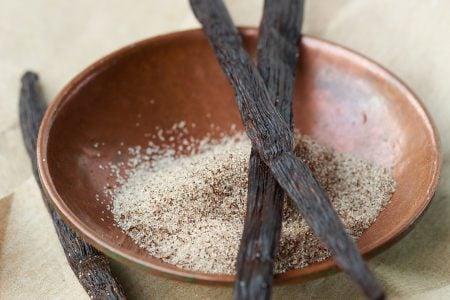 La vanilina es un aldehído aromático de la vainilla