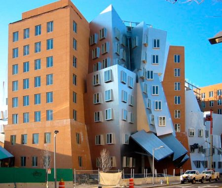 Ray and Maria Stata Center (Massachusetts Institute of Technology)