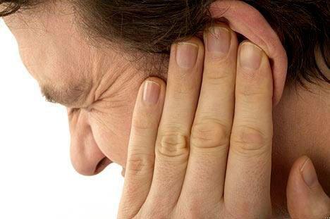 dolor de oído