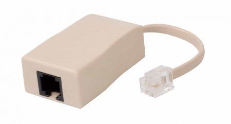 Filtro DSL o microfiltro