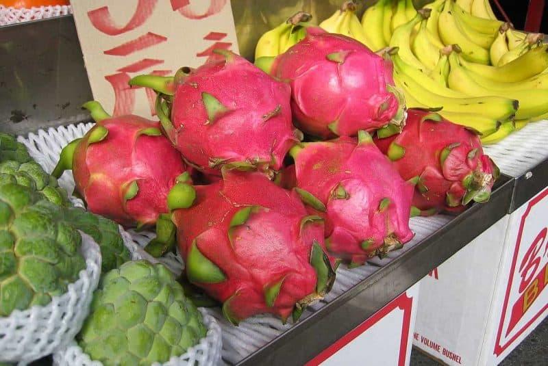 Fruta del dragón
