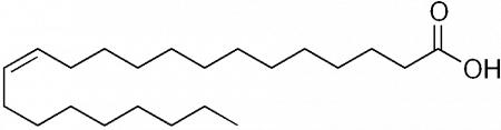 Fórmula ácido erúcico