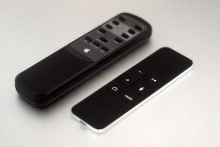 Control remoto de Apple TV