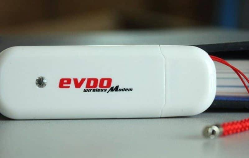 EVDO USB Modem