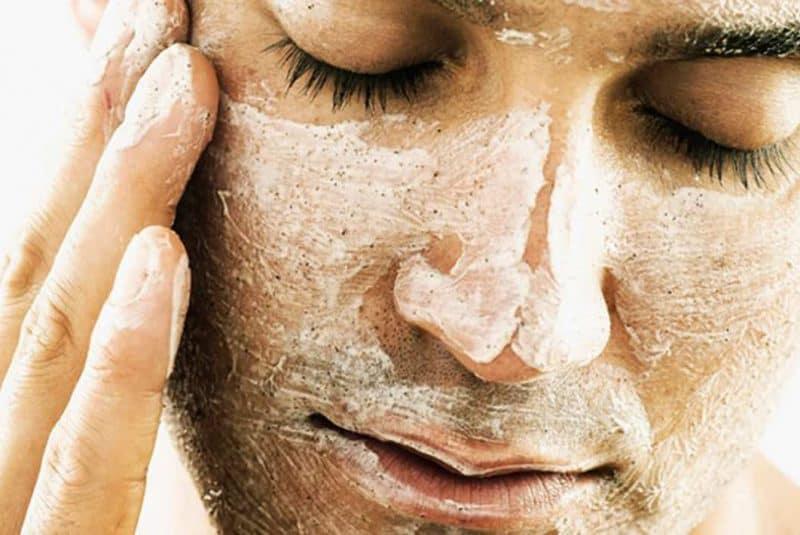 Exfoliación facial