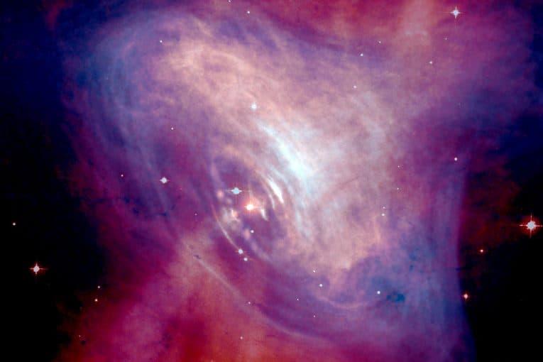 Púlsar de la Nebulosa del cangrejo