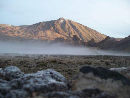 Parque Nacional del Teide - Llano de la Ucanca