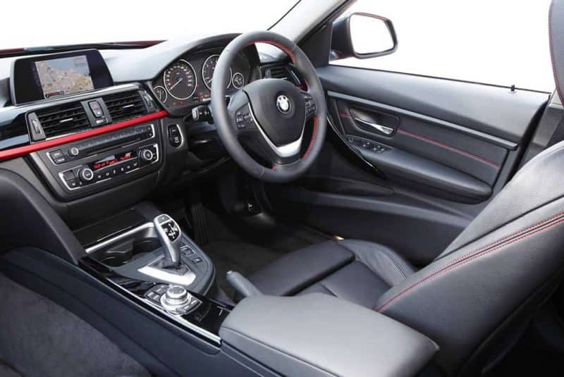Interior 2013 BMW 318d Touring
