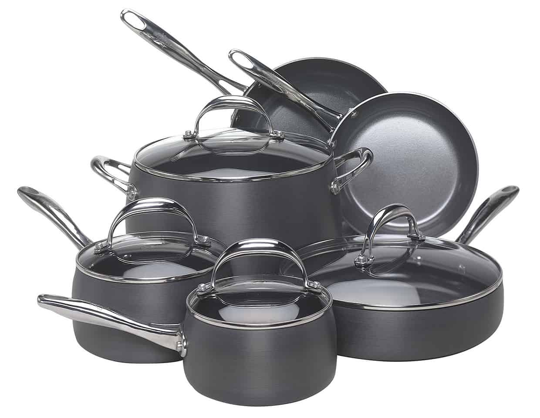 Qu son los utensilios de cocina anodizados curiosoando - Instrumentos de cocina ...