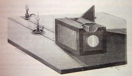 Fotómetro Léon Foucault