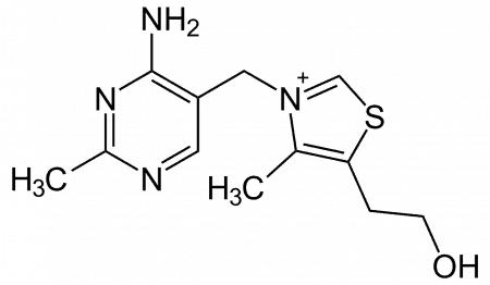 Tiamina (Vitamina B1)