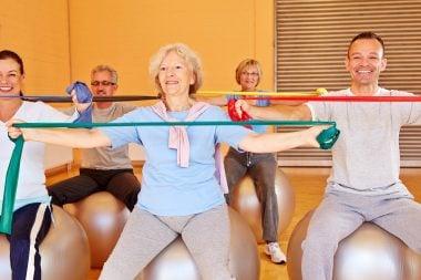 Ejercicios osteoporosis