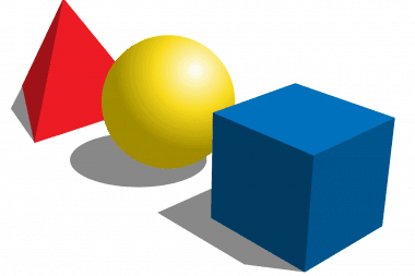 Formas básicas 3D