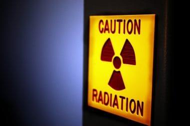 Peligro: radiación