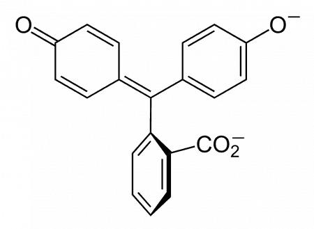 Fenolftaleína a pH medio