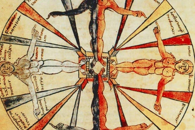 Cuatro elementos, de Isidoro de Sevilla
