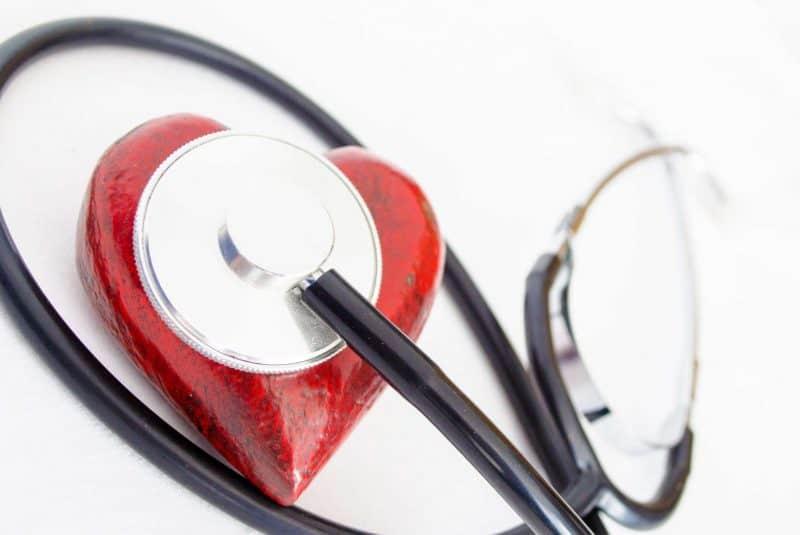 corazón y salud