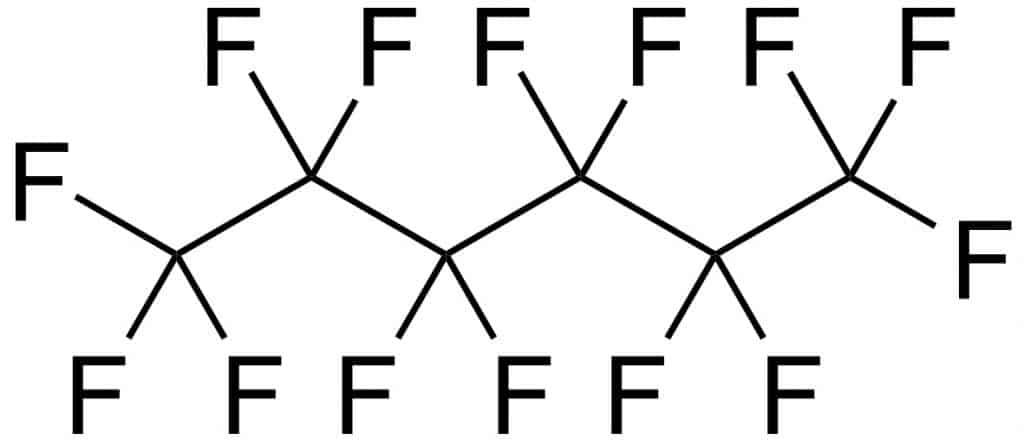 Perfluorohexano