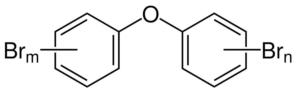Polibromodifenil éteres
