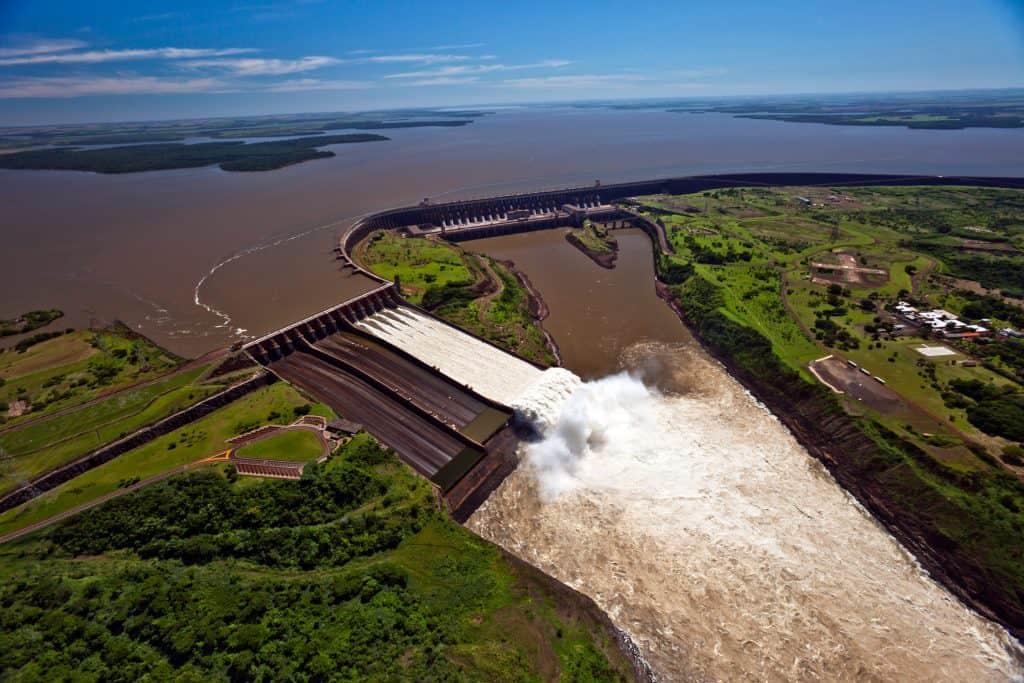 Represa del Itaipú