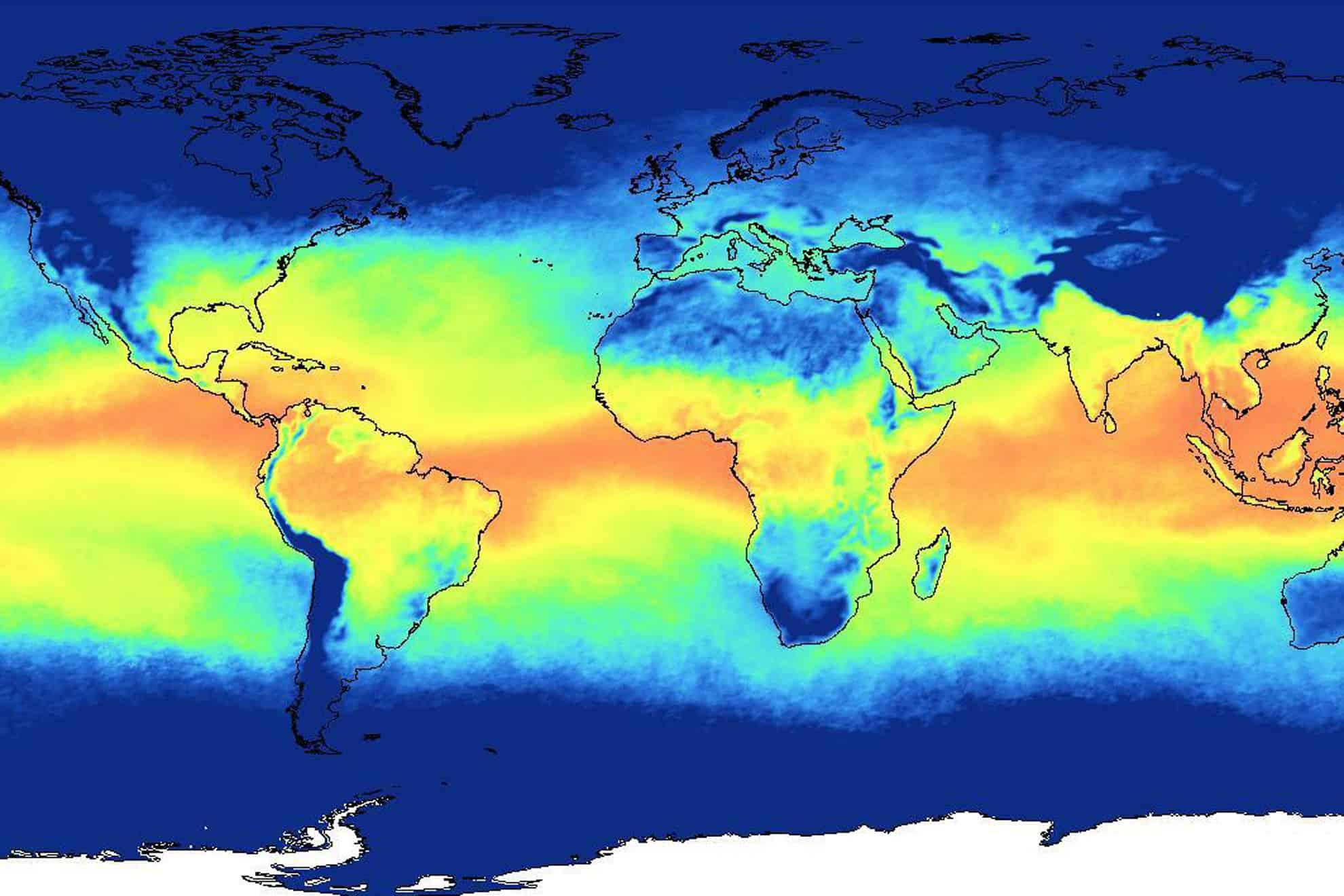 Qu es la humedad relativa del aire curiosoando - Humedad relativa espana ...