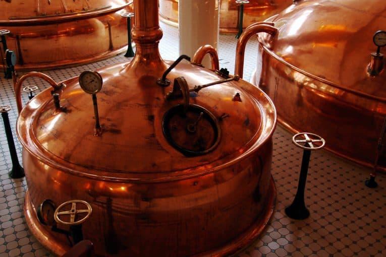 Estanques de fermentación industrial