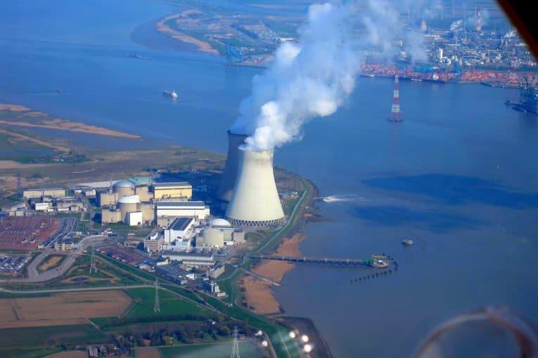 Central nuclear de Doel