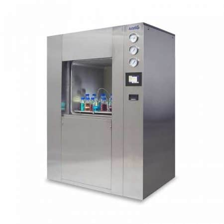 Autoclave digital para hospital
