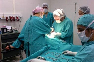 Quirófano ambulatorio (Hospital Plottier)