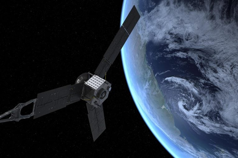 Ilustración Juno y Tierra
