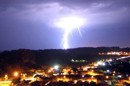 Rayo en Piracicaba (Brasil)