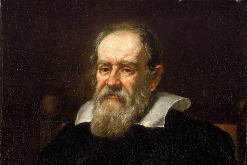 Retrato de Galileo Galilei (1636)
