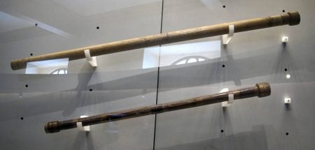 Telescopios de Galileo (1609-10)