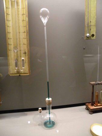 Termoscopio de Galileo