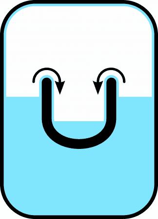 Deslizamiento en el helio II superfluido