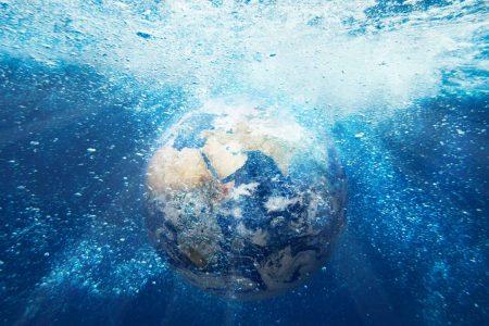Un planeta de agua