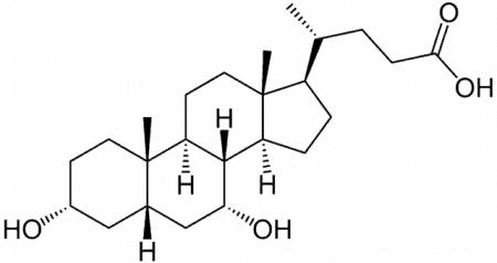 Ácido quenodesoxicólico