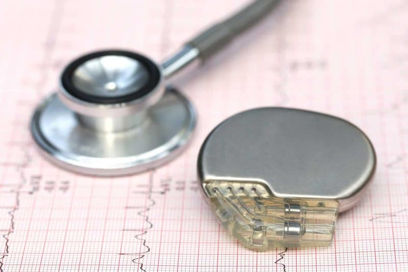 Marcapasos para implante