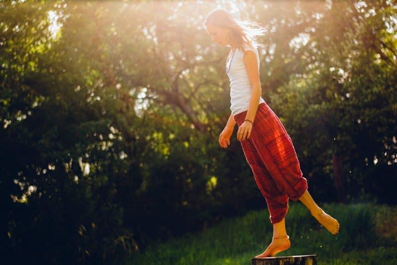 Destapa tu memoria celular: Equilibrio relajante- para meditar