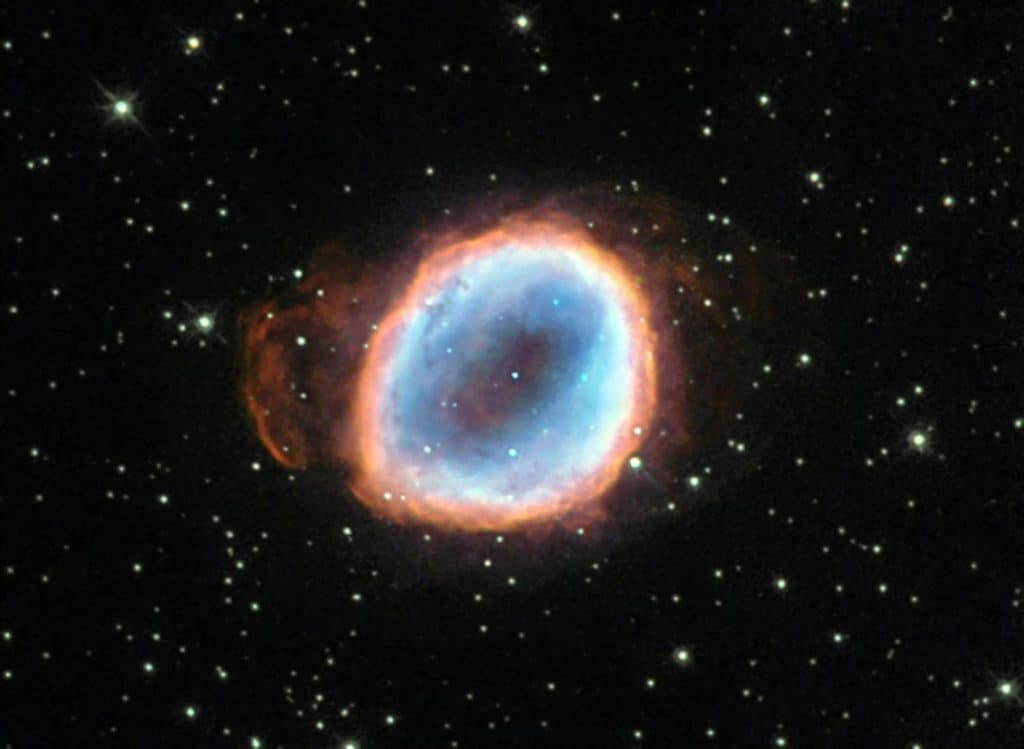 Nebulosa planetaria NGC 6565
