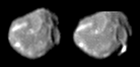 Satélite Amaltea (Júpiter)