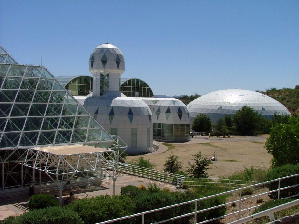 Instalaciones Biosphere 2