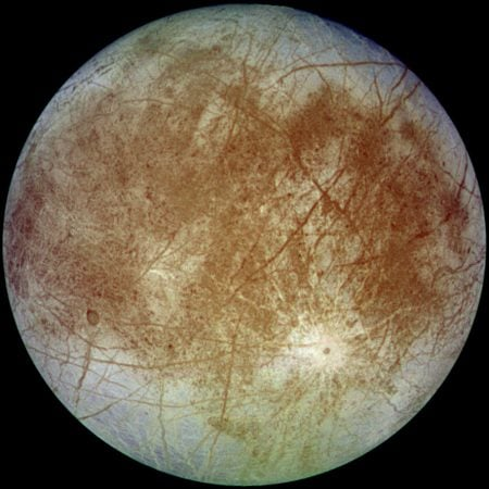 Satélite Europa (Júpiter)